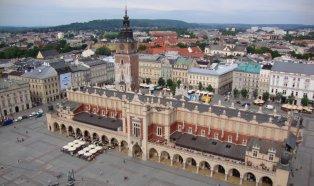 Kraków  -  Wieliczka  -  2 dni