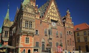 Wrocław  -  2 dni