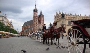 Papieski Kraków  -  2 dni