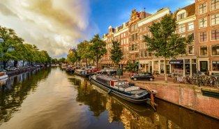 Benelux  -  Niderlandy  -  5 dni